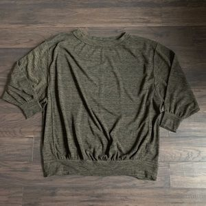 We The Free Free people oversized slouchy sweater